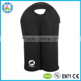 5mm neoprene 2 bottle sleeve