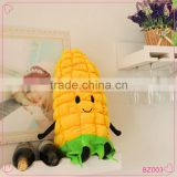 Best quality hot sale corn shape pillow cute dolls fashion birthday gift