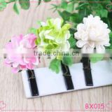 2015 Hot Holiday Gifts Bean Sprout Hairpins Fashion Unisex Bean Sprouts Flower Fruits Plants Grass Antenna