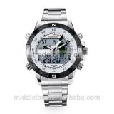 100% MIDDLELAND Factory Directly Brand Chronograph Stainless Steel Watch Men Automatic Mechanical Luxury Watch