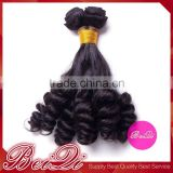 Flexible peice russian human hair