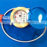 multi jet remote reading water meter ,pulse output