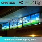Holographic screen film with high projection screen film with rear and front,3D Silver screen fabric