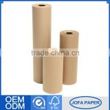 Competitive Price Top Grade 100% Good Feedback Foil Reinforced Kraft Brown Baking Paper Craft