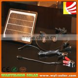 Solar Trickle Charger for Car Auto Boat Mower Marine ATV Jet with 12V Battery Maintainer