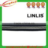 Wholesale polyester reflective ribbon webbing for bags strap/bags shoulder strap/bags webbing