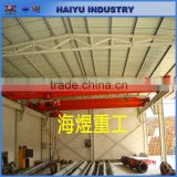 Alibaba China hot sale 5 ton remote control bridge Crane