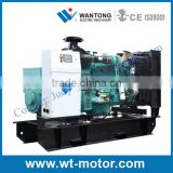 In Stock Factory 125kVA Diesel Generator With Dongfeng Cummins Engine