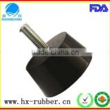 Chinese multifuntional cone heat resistant manufacturer made rubber feet for electronics