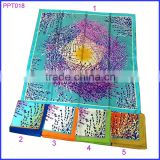 Wholesale twill silk scarf 90x90