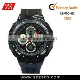 2014 Hot Digital Watch Analog Summer Diver Mens Digital Sport Watch for Men