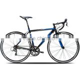700C wheels aluminum road bicycle