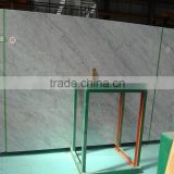 bianco carrara white marble big slab