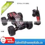 1:12 Electric High Speed RC Truck with high quality S911 monster truck