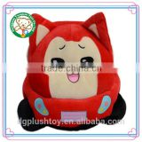 The novel baby doll car toys wholesale stuffed toy