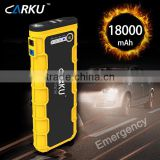 New arrival Carku Epower-82 18000mAh 12V automotive motorcycle F34 car battery portable vehicle mini emergency car jump starter