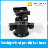 wieldy ball head camera mount