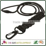 Safety Bucklerope paracord lanyard Heat Transfer Printing Washable                                                                         Quality Choice