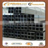 Carbon Steel Welded Black & Hot Galvanized Square Pipe & Rectangular Pipe steel pipe black square pipe/square tube