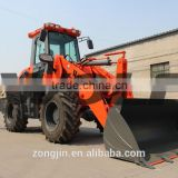 zl28 2.8 ton wheel loader928 with air assist disc braking system