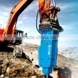 hydraulic breakers BLTB/DTB -140T rock breaker /rock hammer excavator spare parts belong to soosan series