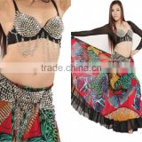 SWEGAL SGBDT13121 1color pretty Iris skirt lady sexy princess mysterious lovely fashion women belly dance dress