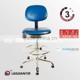 ESD Chairs with Footring\ Lab Chairs \ Cleanroom Chairs