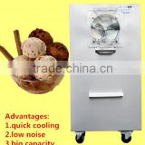 China Batch Freezer Hard Ice Cream Gelato Maker Machine Prices (CE) 005