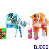 Cartoon Fish Bubble Gun Led Clownfish Bubble Blaster