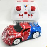 Mini RC Stunt Car Toy Remote control wall climbing Micro car