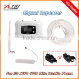 Best Price !! AWS mhz mobile signal Booster cell phone Signal Repeater/Signal Amplifier For 3G 4G