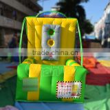 Small Inflatable Carnival Game Inflatable Sports Game for Children