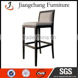 Low Price Metal Stool Bar Chair Manufacture JC-BY21