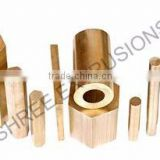 Bronze Rods Aluminium Bronze ASTM B 111 C60800/ASME SB 111 C 60800/ EN 12451 CuAl5As/CW200G