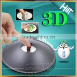 Magnetic Science toy of 3D instant illusion maker