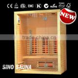 2016 Home Beauty Machine Sauna And Steam Combined Room, Far Infrared Sauna Room for Losing Weight (RoHS/CE/ISO/TUV/ETL)
