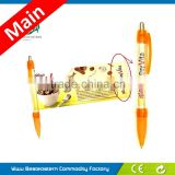 Advertising Flyer Pen Banner Pen For Promotion