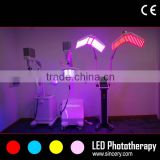 4 color pdt led light therapy bio-light therapy acne treatment led pdt pdt photon skin care beauty equipment