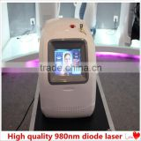 Original factory sale laser skin care spider vein removal machine for face and leg
