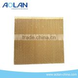 High Effiency evaporative cooling pad/celdek pad/filter for shield-room