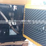 Water cooled diesel generating set sound proof big genset 25kva