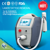 1064nm& 532nm and 1320nm Q-switched nd yag laser machine for tatoo removal approved CE