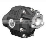 Italian standard triangular flange UNI 3 holes cast iron pto gear pump for dumping truck