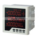 2014 newest three lines LED flexo electrical power meter