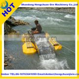 Top Quality Dredge Machinery/Gold Dredger/Mini Sand Dredger Boat