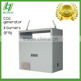 For Greenhouse CO2 Generator Hydroponic 8 Burners Natural Gas Original Manufacturer
