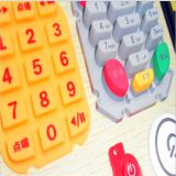 High Quality 12 Keys Rubber Button,Molding Silicone Rubber Remote Control Keypad