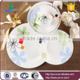 Modern porcelain wedding crockery with best quality dinner set