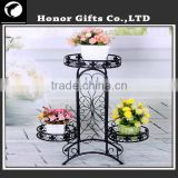 Balcony Money Plant Flower Stands Garden Wire Plant Stands