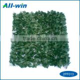 garden decoration cheap gate fairy garden DIY Plastic leaf fence and net assorted